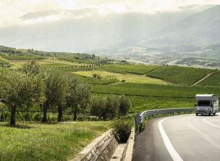 ITALIE: UN ITINÉRAIRE POUR CAMPING-CAR DANS LE CHIANTI