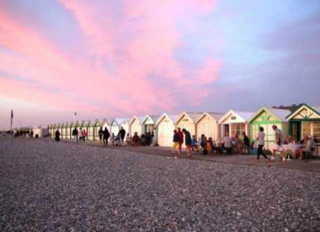 À Cayeux-sur-Mer (80410), une nouvelle aire de stationnement pour les camping-cars près de la plage