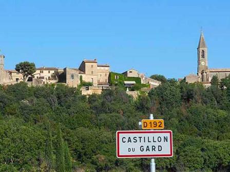Castillon du Gard (30210) a rejoint le réseau Airepark