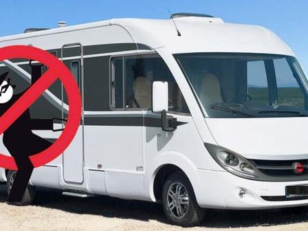 SÉCURITÉ : ÉVITER LES VOLS AVEC EFFRACTION À BORD DU CAMPING-CAR