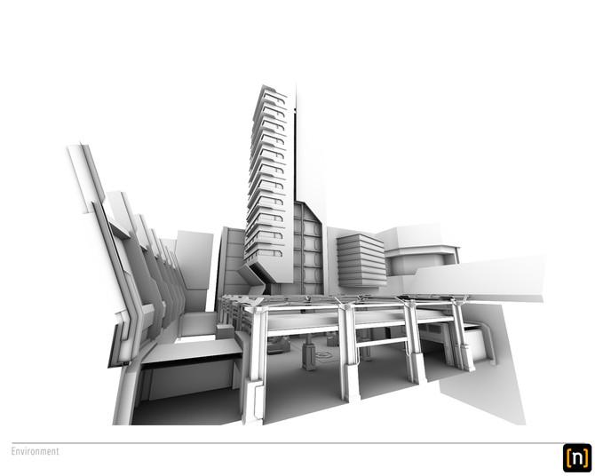 Environment - Design 3D Concept | Design