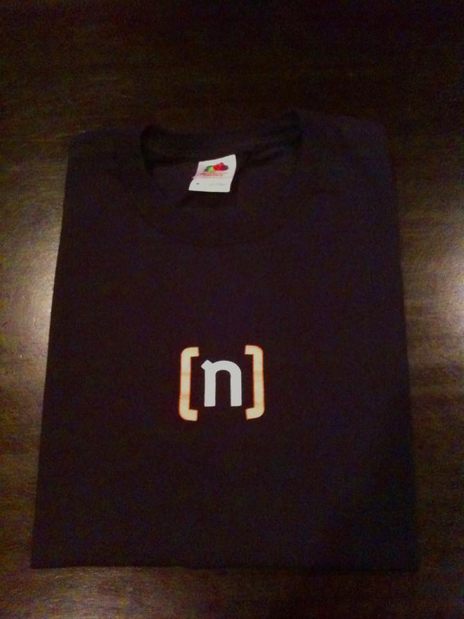 Official [n] T-shirt