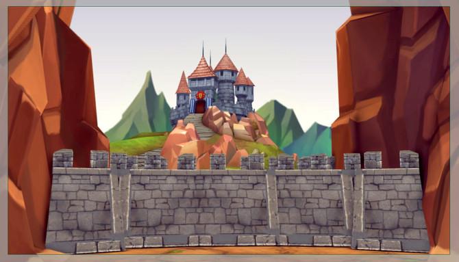 VR game - Archer E. Bowman Part 2