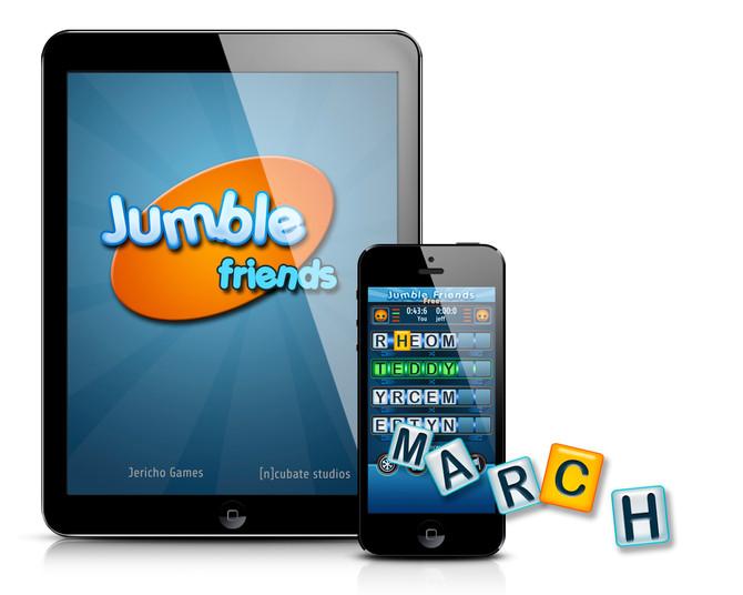 Jumble! Free w/ Friends