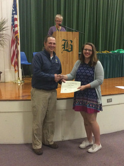Buckingham Scholarship Recipient 2017
