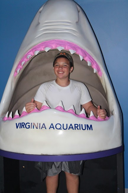 Virginia Aquarium and Science Center