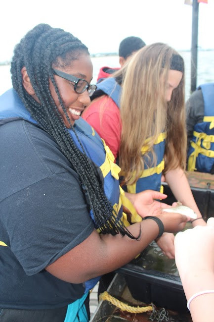 Field Trip with Chesapeake Bay Foundation