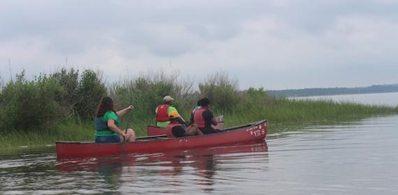 York River State Park Canoe Trip