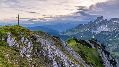 berg freude guides - geführte Hüttentouren in Österreich, Deutschland und Südtirol