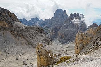 """Geführte Hüttentour """"Gipfelglück im Verwall"""" mit berg freude guides"""