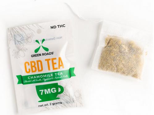 CBD Tea - 7mg