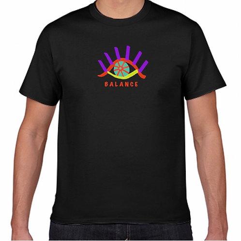 BALANCE T-shirt (black)