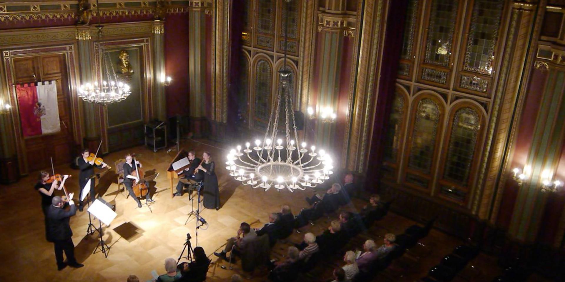 Konzert in Zittau