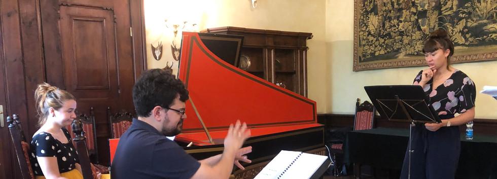 Academia und Enrique