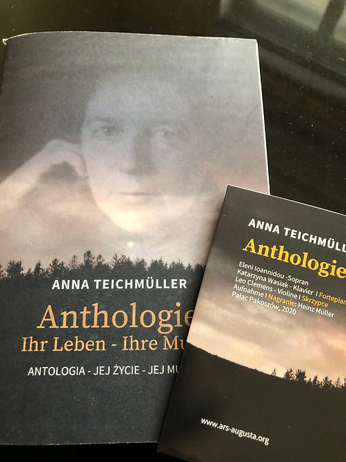 Anna Teichmüller I anthology and CD