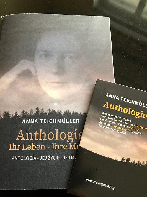 Anna Teichmüller I Anthologie und CD