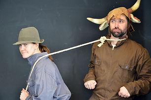 Die Kuh Rosmarie - Kühne Bühne
