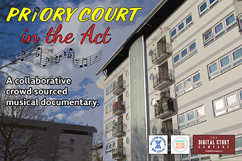 Priory Court in the Act poster