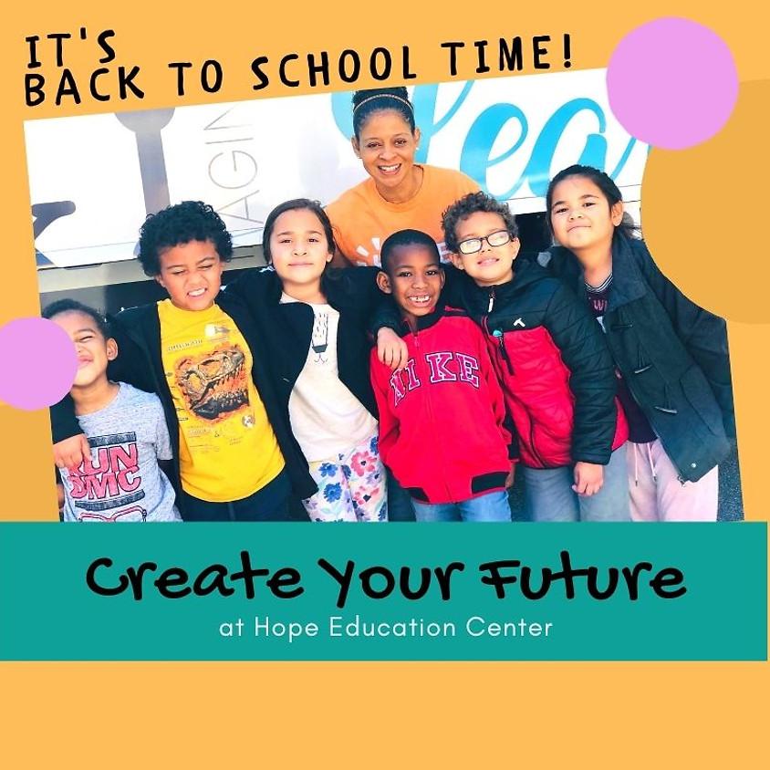 Fall Enrichment Program 2020