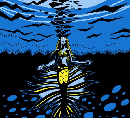 History of Mermaiding
