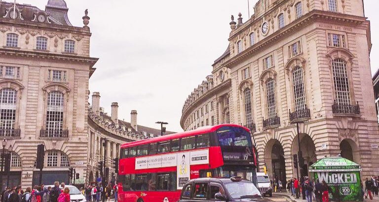 10 choses que j'aime en Angleterre