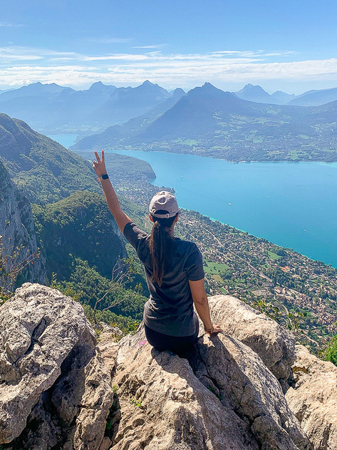 Une semaine à Annecy et en Haute-Savoie