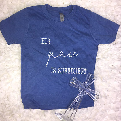 Made to order - His Grace- Shirt