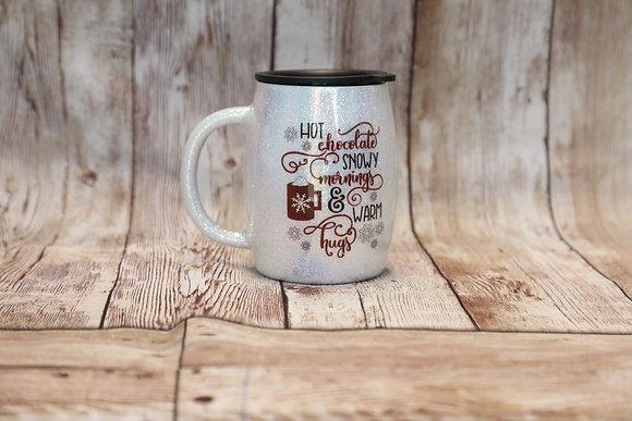 24oz chocolate mug