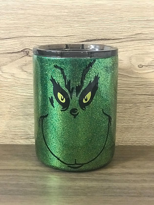10oz lowball Grinch