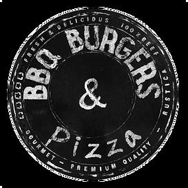 logo bbq burger & pizza artesana villahormes