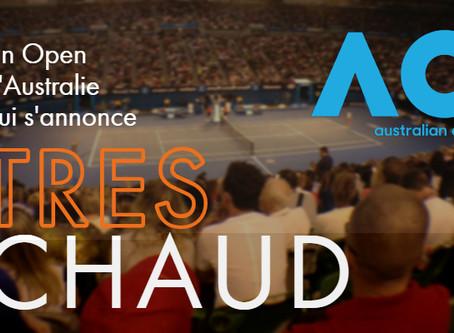 HDN Academy, sport études en académie, vous parle de l'Open d'Australie