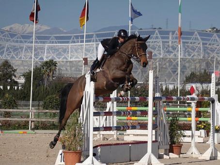 Du Sport Etude au Post BAC, l'excellence sportive à tout niveau - Section équitation - HDN Academy