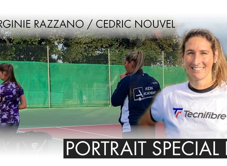 """Portrait """"Spécial"""" de V. Razzano et C. Nouvel, de la HDN Academy, le sport-étude à Nîmes"""