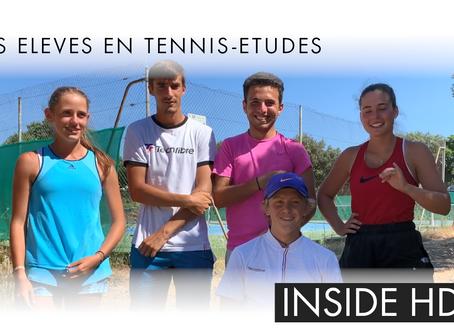 Tennis-études à la HDN Academy: nos élèves vous en parlent...