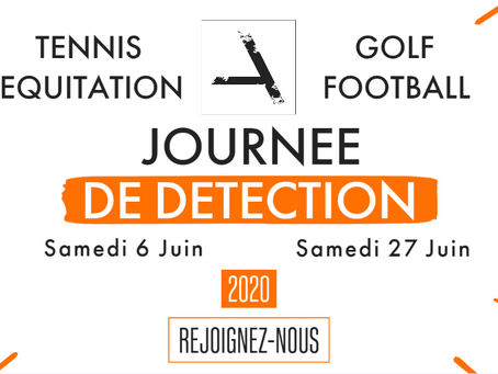 L'important des journées de détection à la HDN Academy, sport-études dans le sud de la France