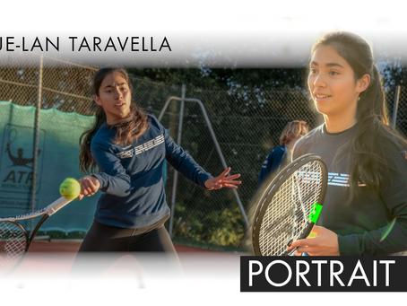 Surprise à Sue-Lan, élève du tennis-études: loin de sa famille, mais très appréciée à la HDN Academy