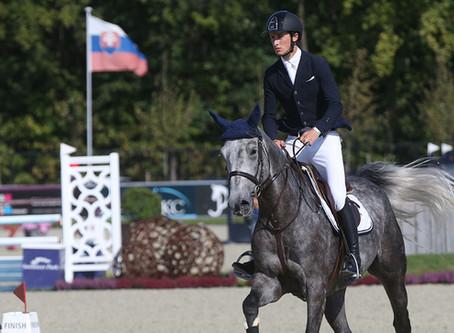 Un cavalier modèle: Tom Favède, champion de belgique et ancien élève de la HDN Academy