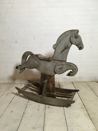 French 1930s Rocking Horse