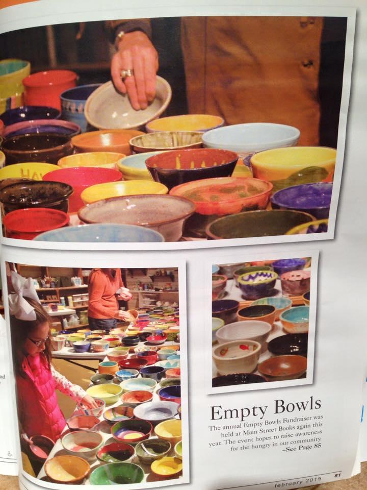 empty bowls article