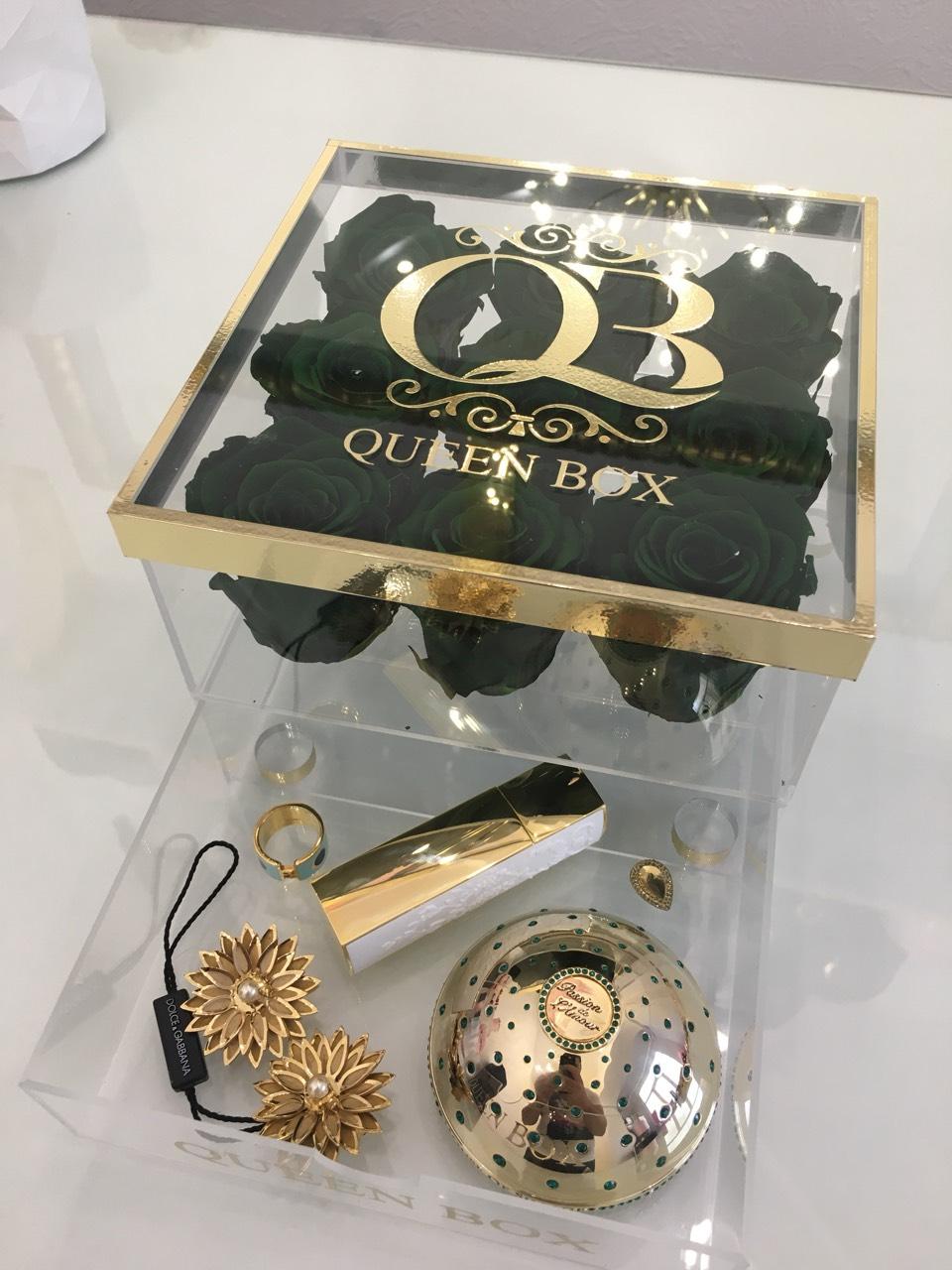 QueenBox подарочные коробки 2