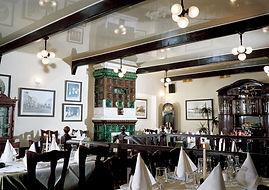 Restaurant ceiling ideas stretch ceiling