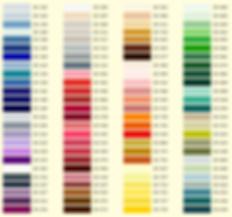 Lackfolie stretch ceiling colors