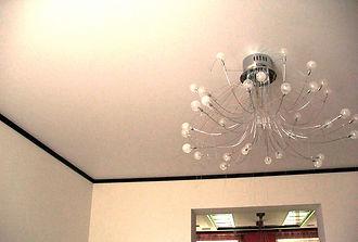 Stretch ceiling design