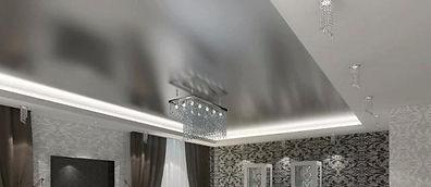 Metallic Stretch Ceiling