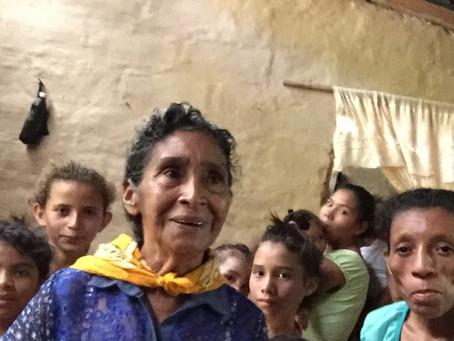 Outreach: Quebrada de Agua, Nicaragua