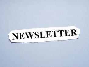 Crossfin Weekly Newsletter