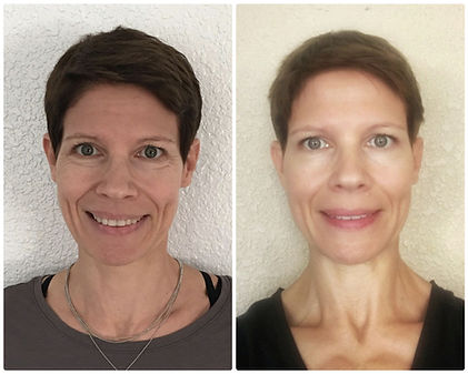 Face Yoga give you Glowing Skin