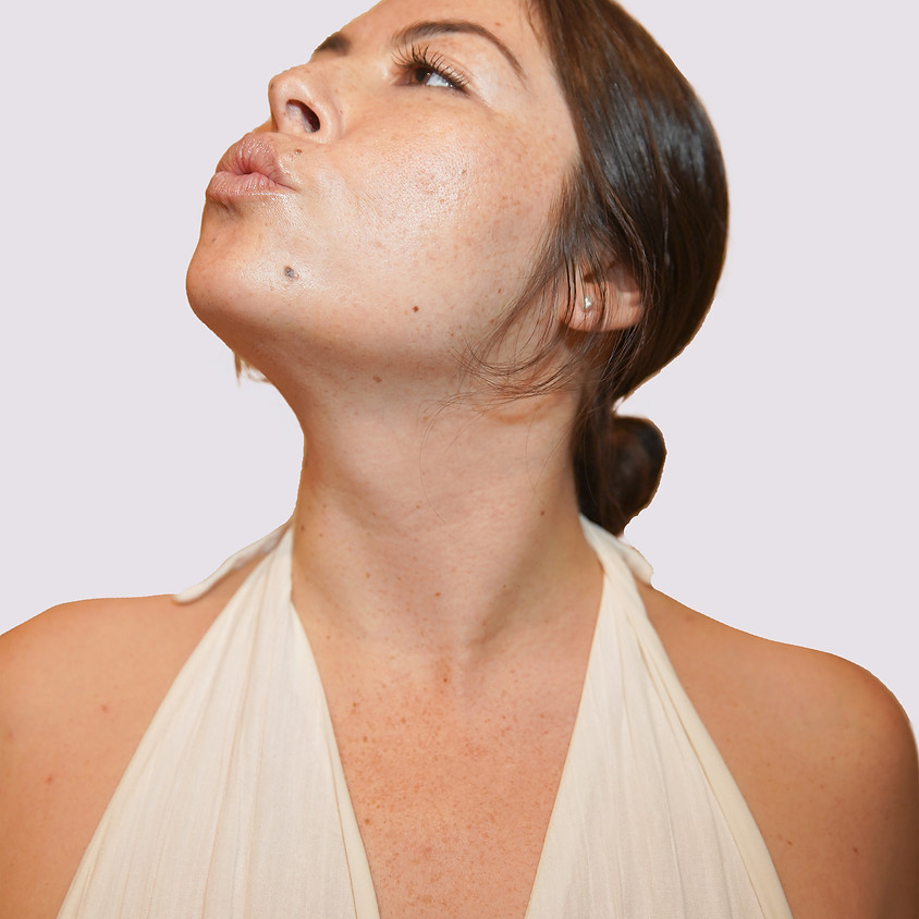 Lower Face 1: Neck and Jaw area