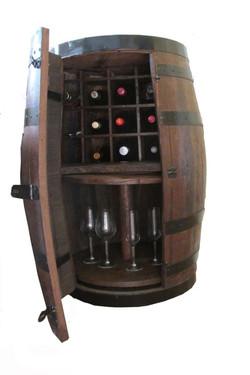 barril nevera