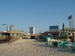 חוף הגולשים (חוף ירושלים), תל אביב